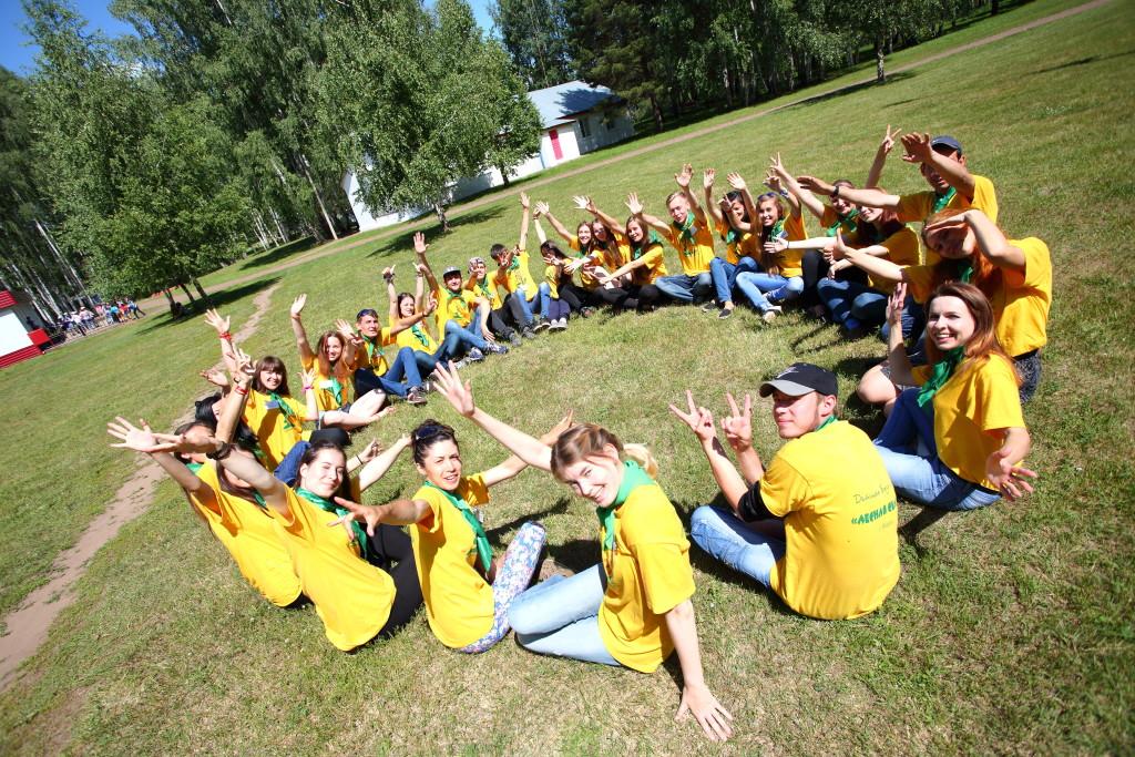 Работа в детском лагере картинки
